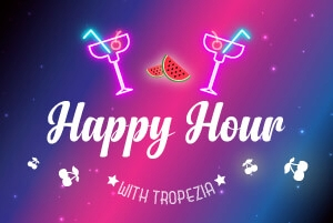 Bonus Happy Hour du Vendredi au Casino Tropezia Palace
