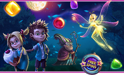 Machine à sous jeu gratuit Fairytale Legends : Hansel & Gretel