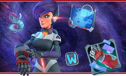 Voyagez à travers les différentes périodes historiques dans le jeu avec bonus Time Warp Guardian !