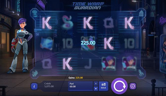 Une machine à sous Playson fantastique disponible gratuitement !