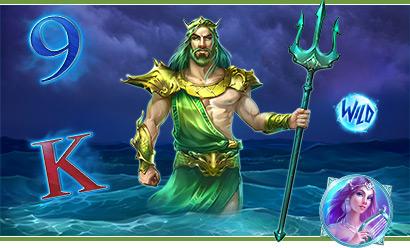 Jeu de casino Playson : God of the Wild Sea