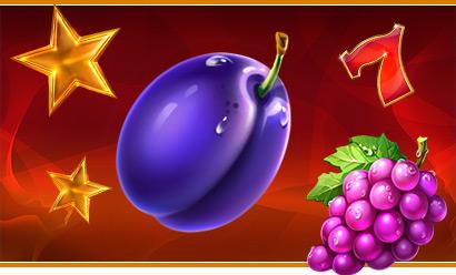 Machine à sous avec des fruits : Sevens and Fruits