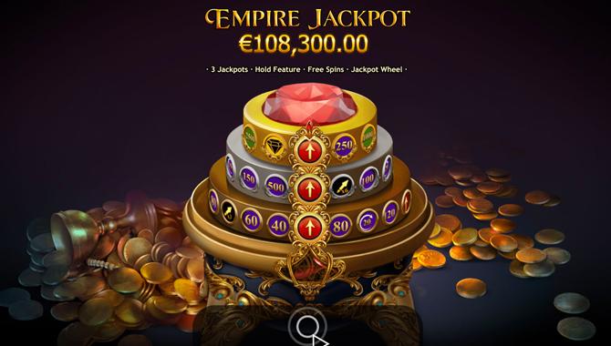 Jeu Casino slot gratuit Empire Fortune