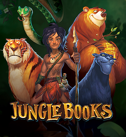 Jeu casino gratuit Jungle Book