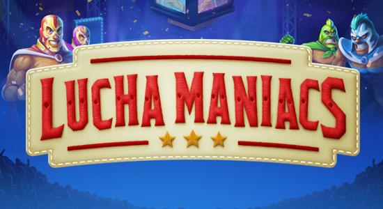 Slot gratuit Lucha Maniacs