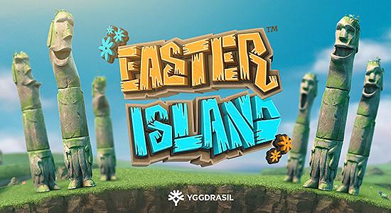 Machine à sous gratuite Easter Island