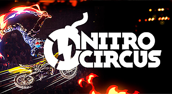 Jeux d'argent Nitro Circus