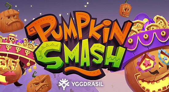 Pumpkin Smash videoslot en ligne gratuit