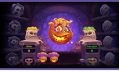 Jeux casino Pumpkin Smash