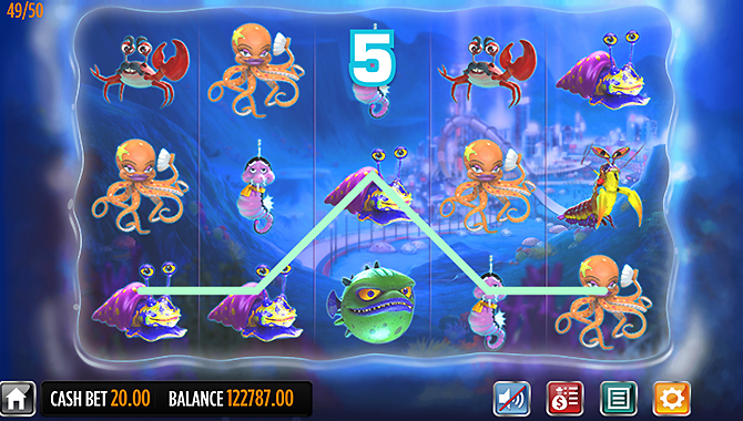 Reef Run Slot Screenshot