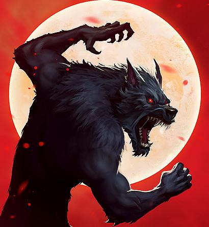 Bandit manchot gratuit Wolf Hunters