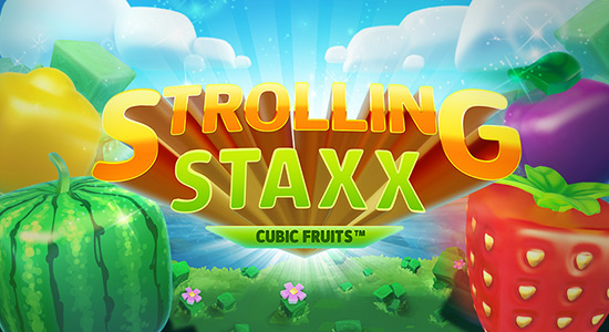 Strolling Staxx : Cubic Fruits