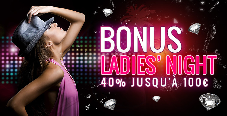 Bonus Ladies' Night Tropezia Palace