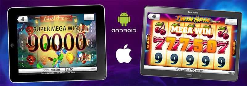 Casino en ligne tablette : Découvrez les casinos en ligne pour tablettes tactiles (iPad, Galaxy Tab...)