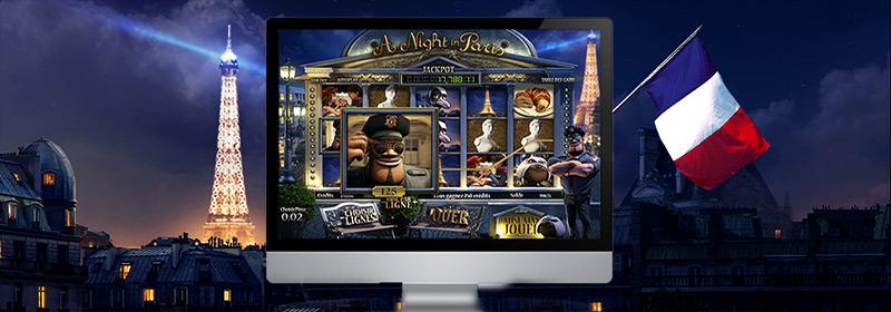 Casino en ligne français