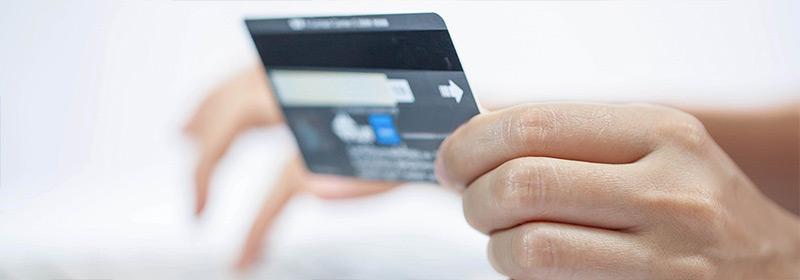Comment effectuer une dépôt avec une carte de crédit ?