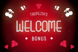 Bonus de Bienvenue du casino Tropezia Palace