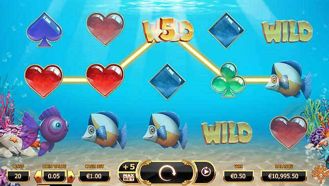 Slot casino gratuit Golden Fish Tank