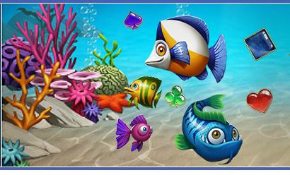 Slot casino gratuit Golden Fishtank