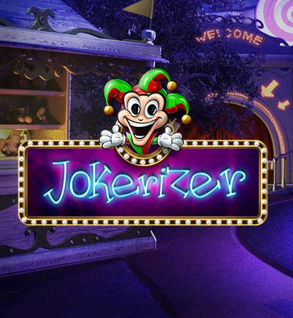 Machine à sous Jokerizer jeu gratuit