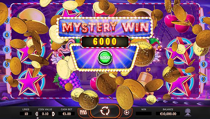 Jokerizer Mystery Win Coin