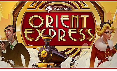 Machine à sous Orient Express