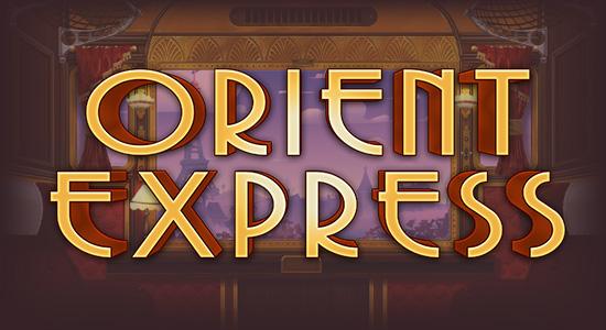 Slot gratuit en ligne Orient Express