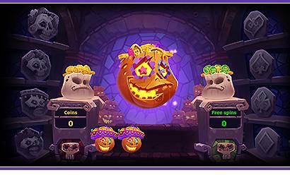 Jeux casino Pumpkin Smash