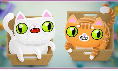 Machine à sous avec des chats : Not Enough Kittens