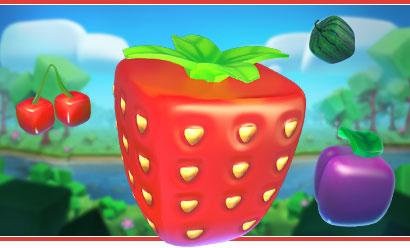 Jeu casino slot Strolling Staxx: Cubic Fruits