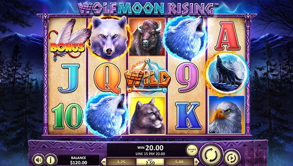 Essayer ce jeu d'argent Betsoft Gaming !