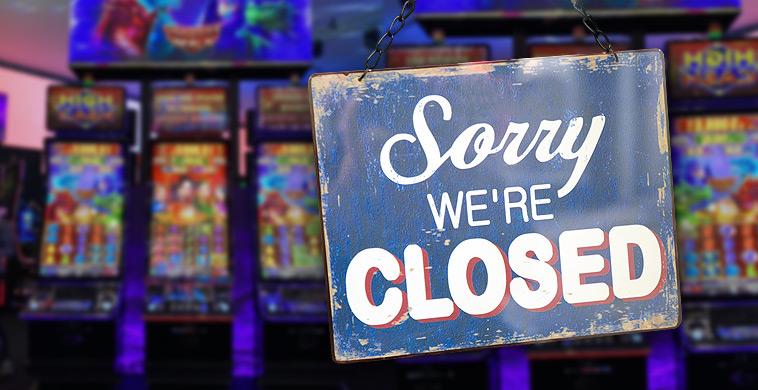 Coronavirus : Fermeture des casinos français 15 mars 2020