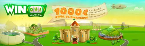 Casino en ligne WinOui