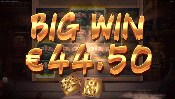 Gagner le méga jackpot sur la machine à sous Lucky Neko d'Yggdrasil Gaming !