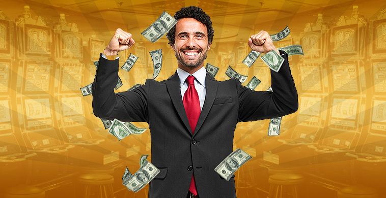 Les 10 plus gros jackpots gagnés aux machines à sous